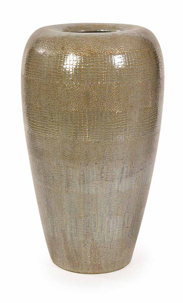 Tiago Tall Floor Vase Zuri Furniture