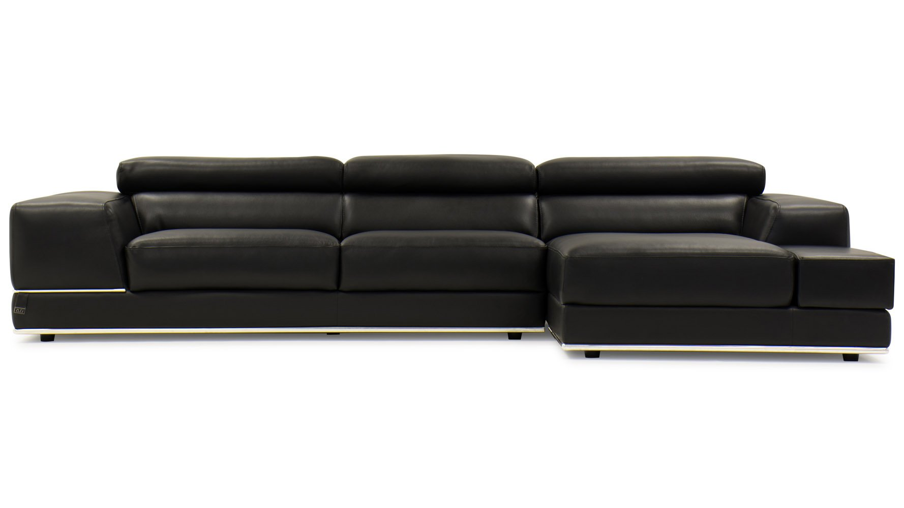 Encore Sectional  Black