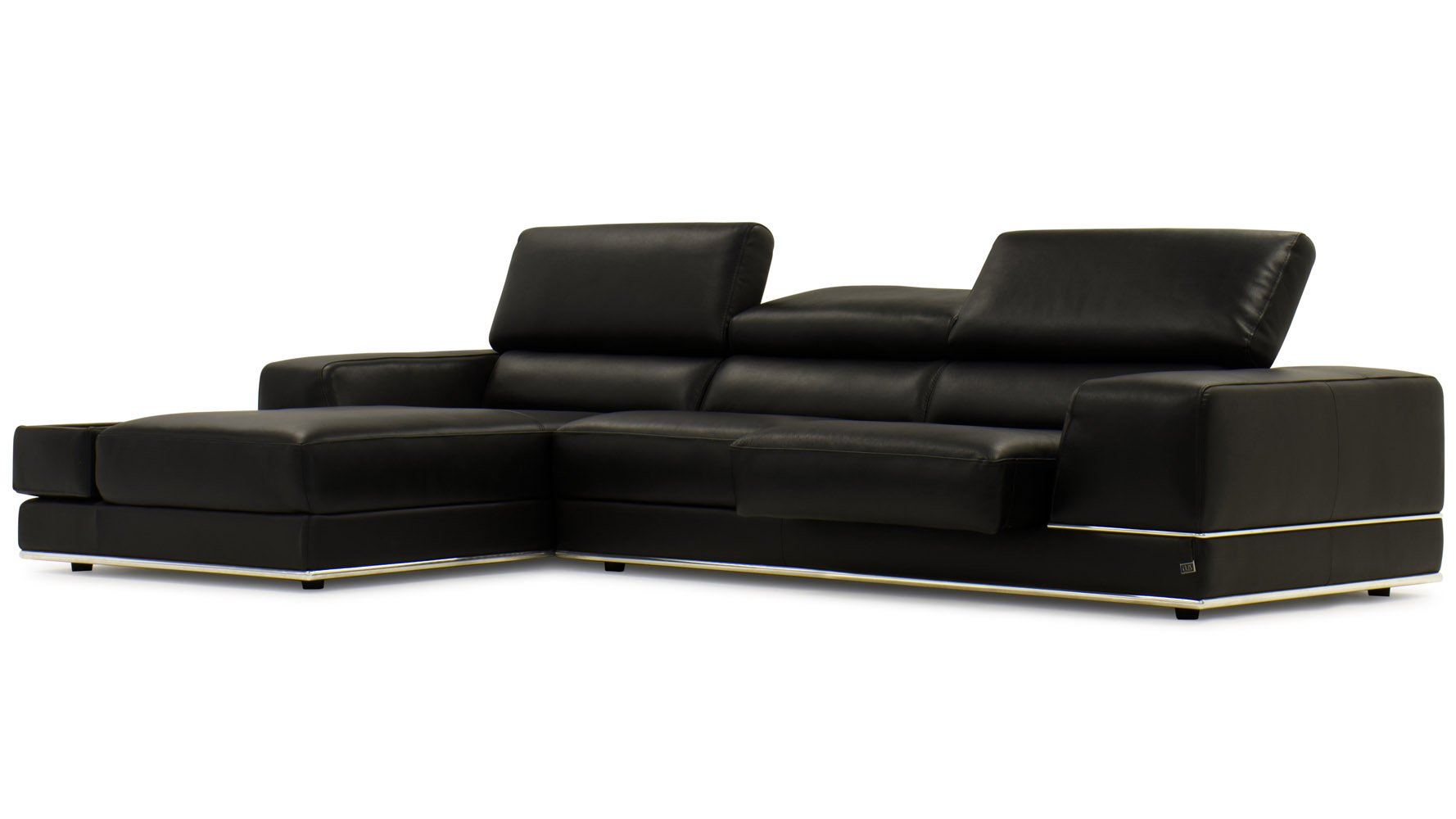 corner of with leather sectional sofas large radley black reclining modern sofa piece couch full chaise grey size