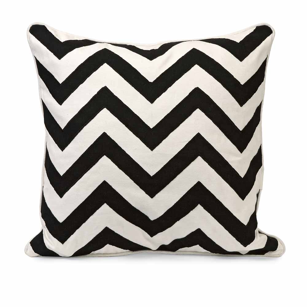 Chevron Cushions. Showing 40 of results that match your query. Search Product Result. Product - CHF Chevron Outdoor Arm Chair Cushion 18