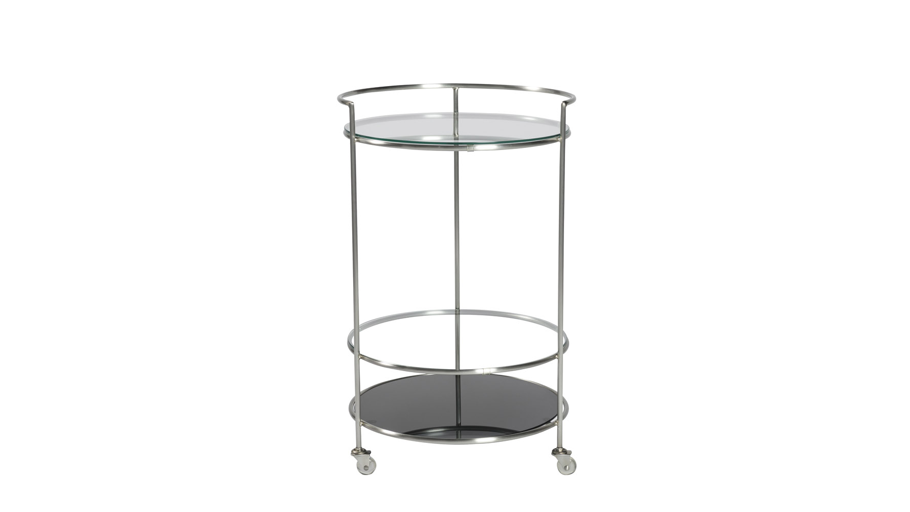 Bertie Rolling Bar Cart