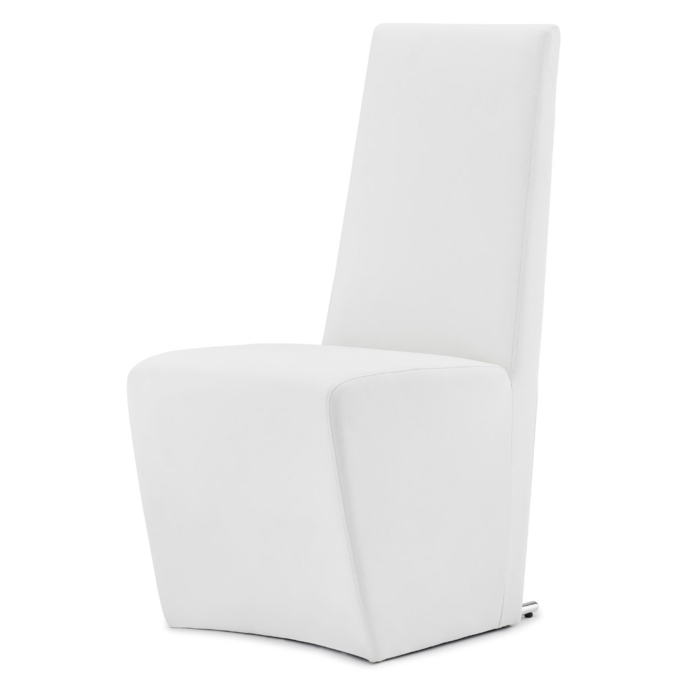 Boston High Back Modern Dining Chair Zuri Furniture