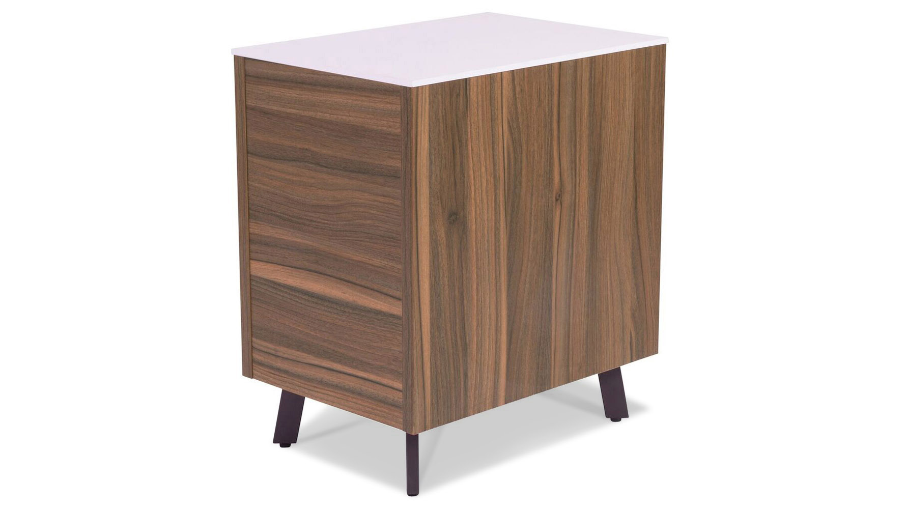 White wood 2 drawer file cabinet - Alston 2 Drawer Filing Cabinet