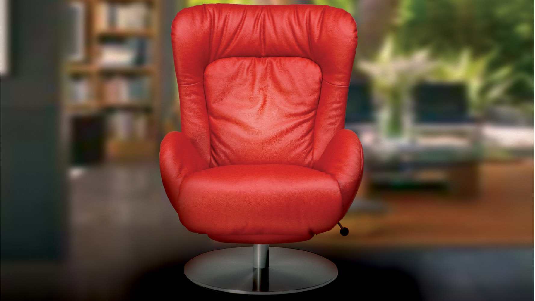 Amy Recliner & Amy Leather Adjustable Reclining Chair | Zuri Furniture islam-shia.org