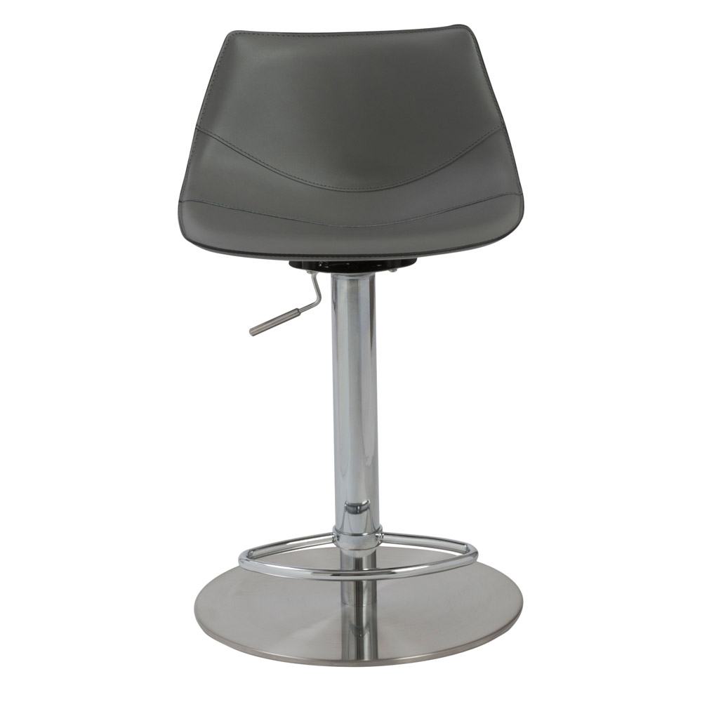 Arlo Adjustable Bar Counter Stool Zuri Furniture