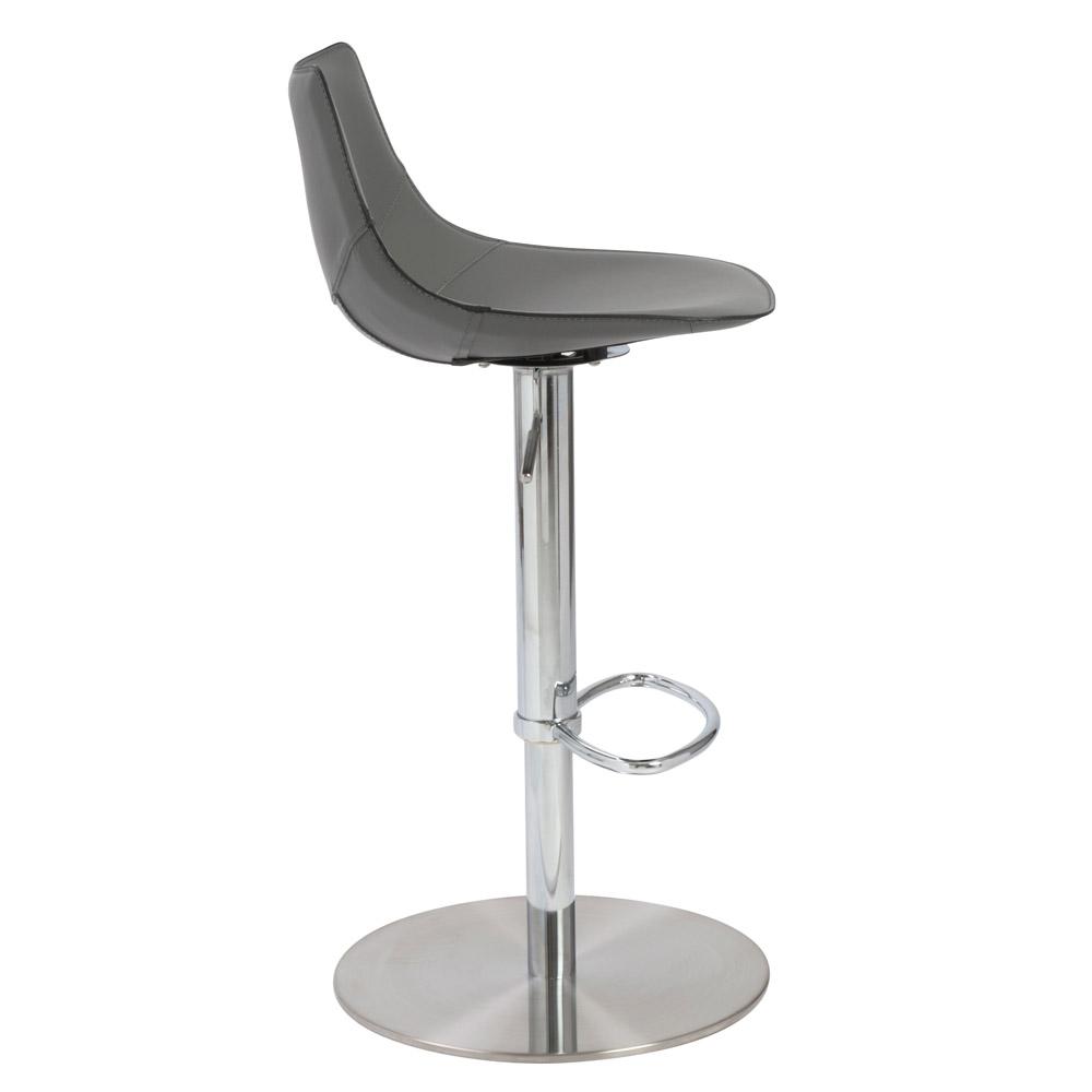 Arlo Adjustable Bar Counter Stool Zuri Furniture