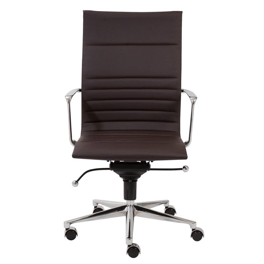 Atticus Contemporary High Back Office Chair Zuri Furniture