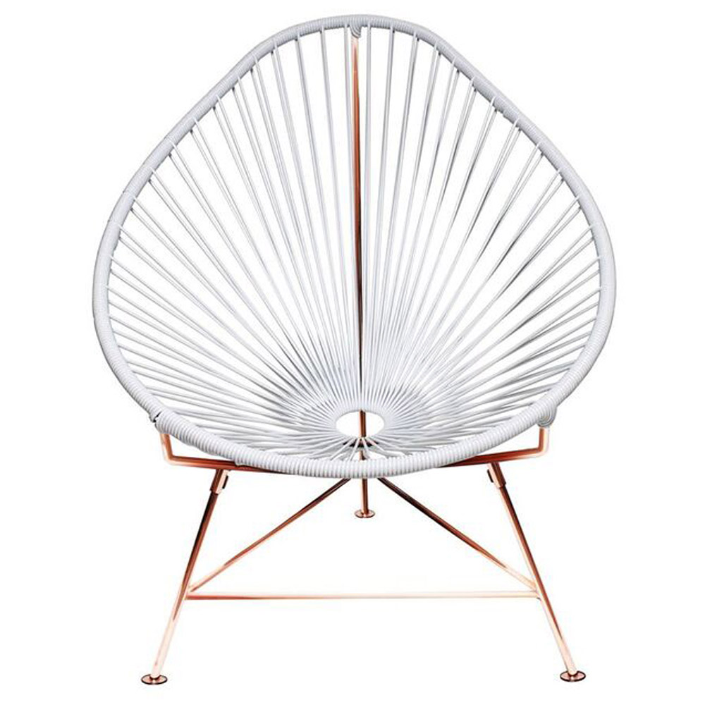 Exceptional Baby Acapulco Chair   Copper Frame