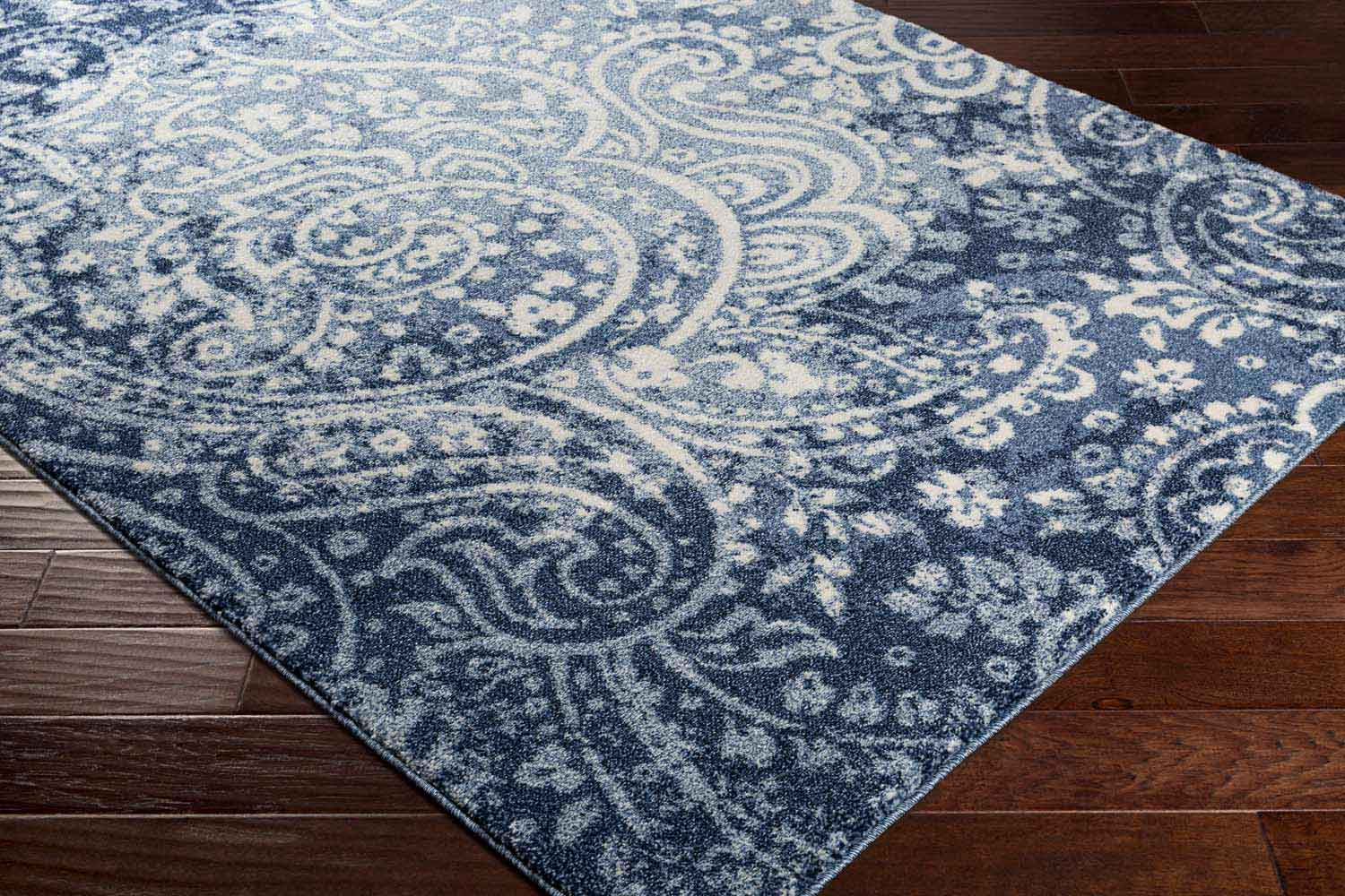 Baylee Paisley Rug Zuri Furniture