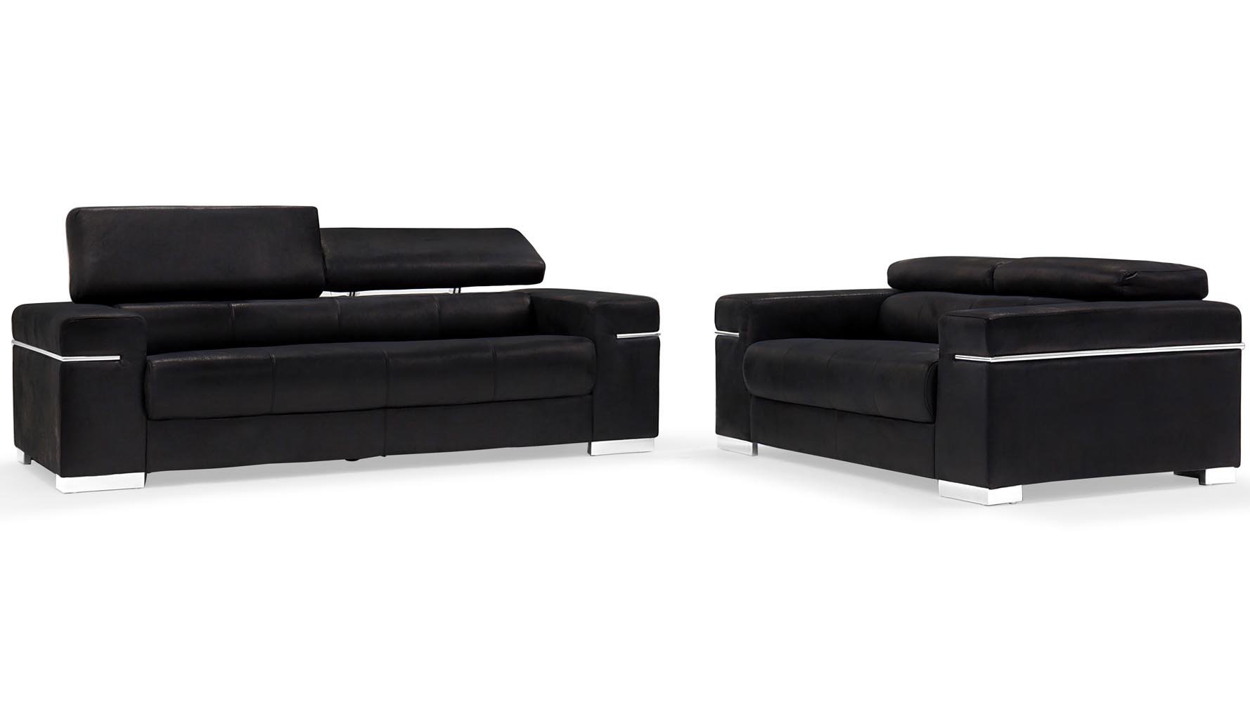 Angelo Sofa and Loveseat Set