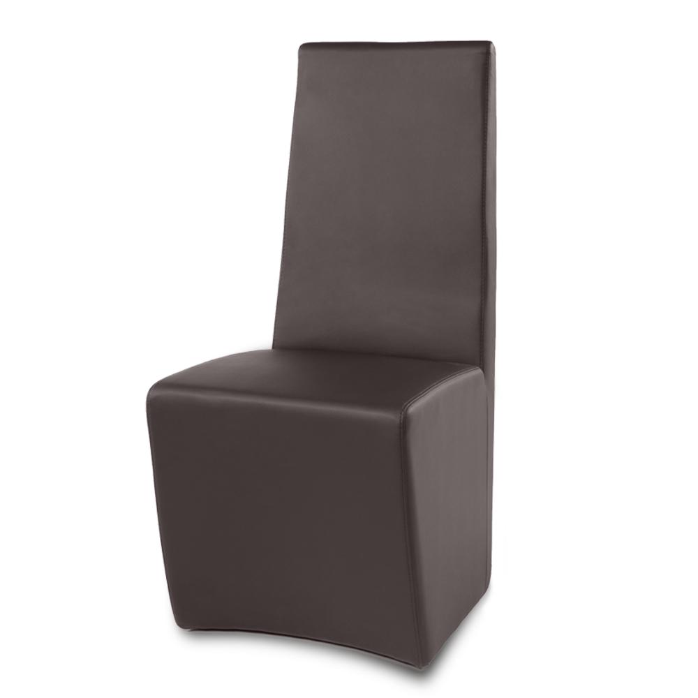 Boston High Back Modern Dining Chair | Zuri Furniture