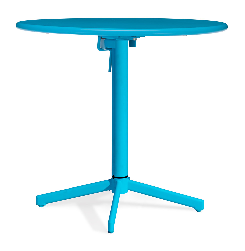 Home OUTDOOR Outdoor Dining Capri Folding Round Table