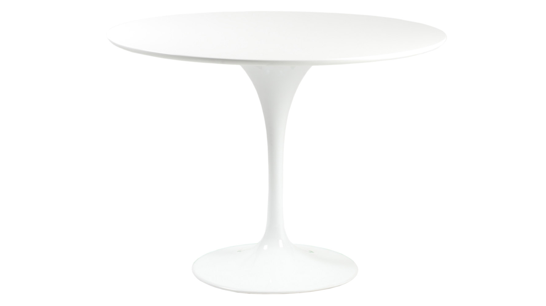 Cecily contemporary marble round dining table zuri furniture for Large round modern dining table