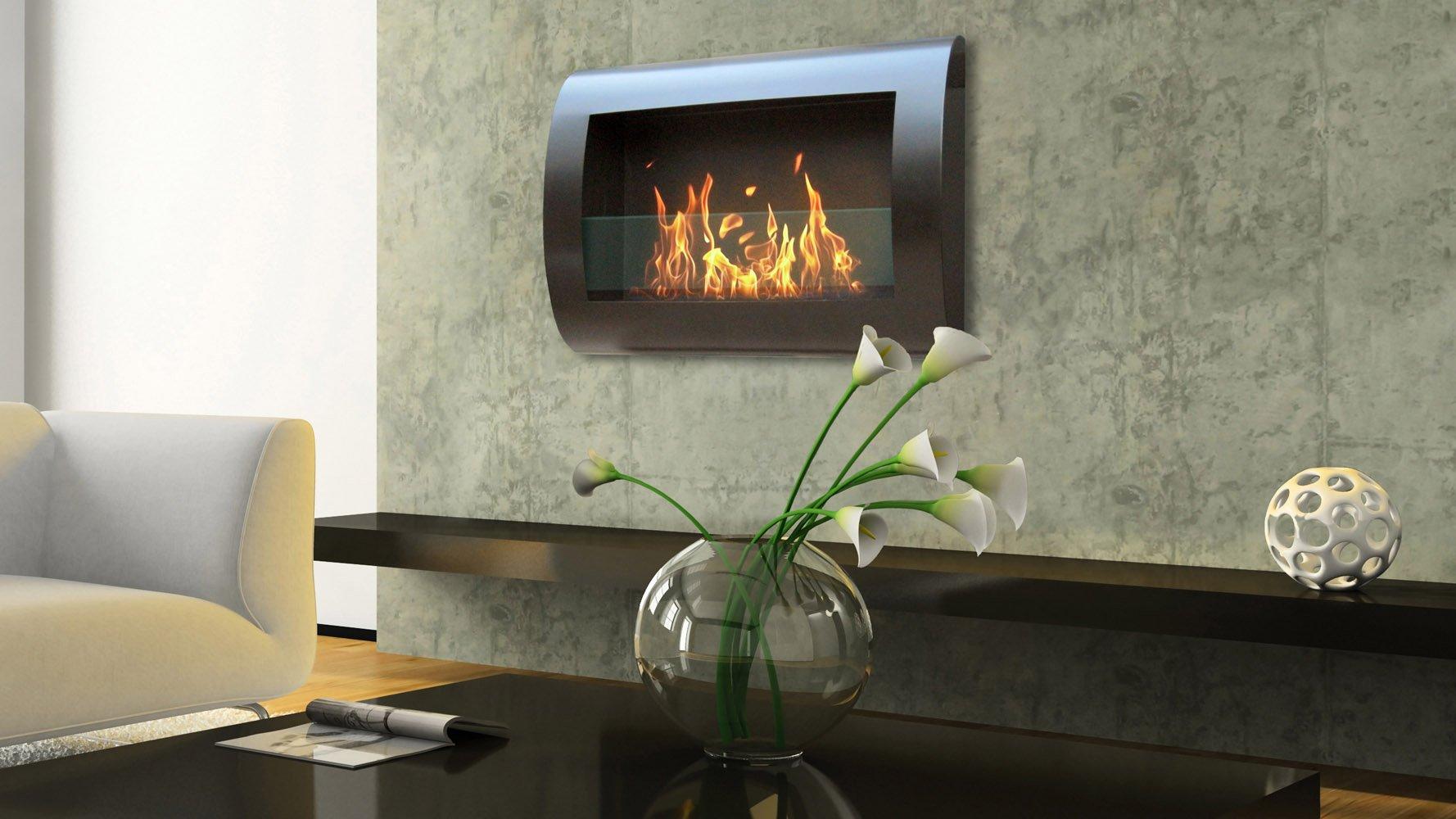 chelsea fireplace zuri furniture