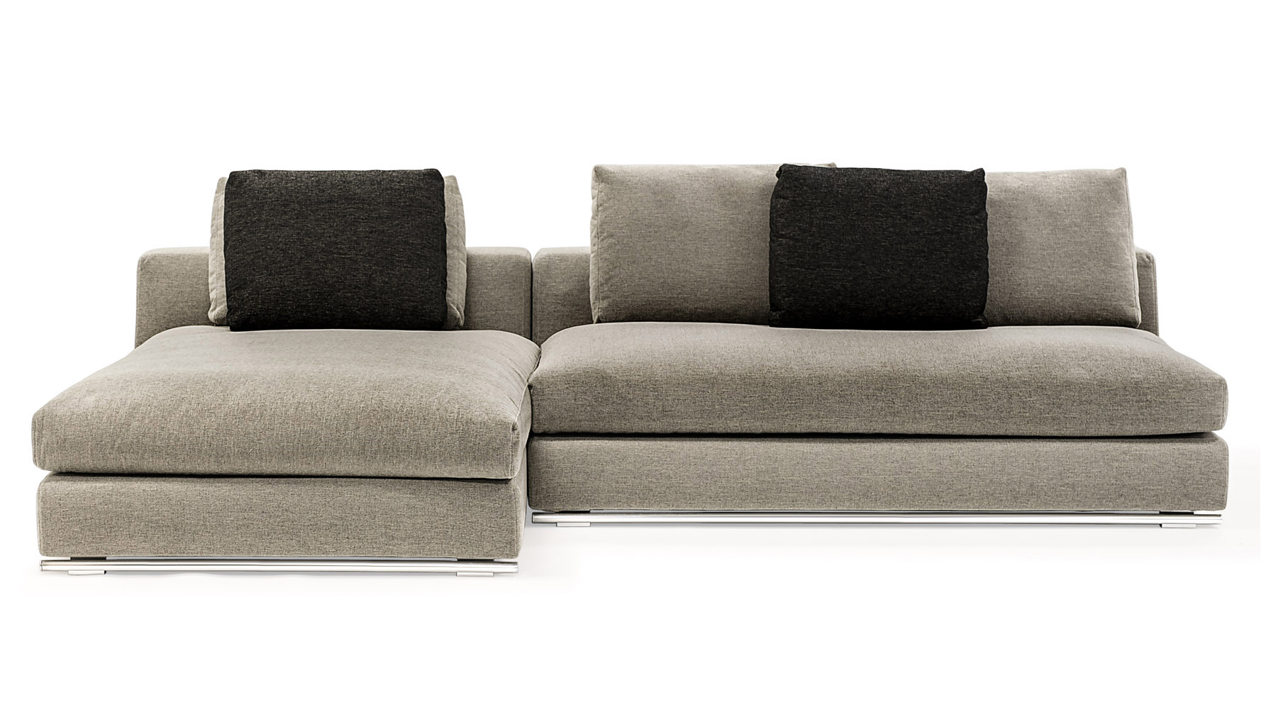 2 Seater Sofa With Chaise Furniture Sofa Sectionals Chaise