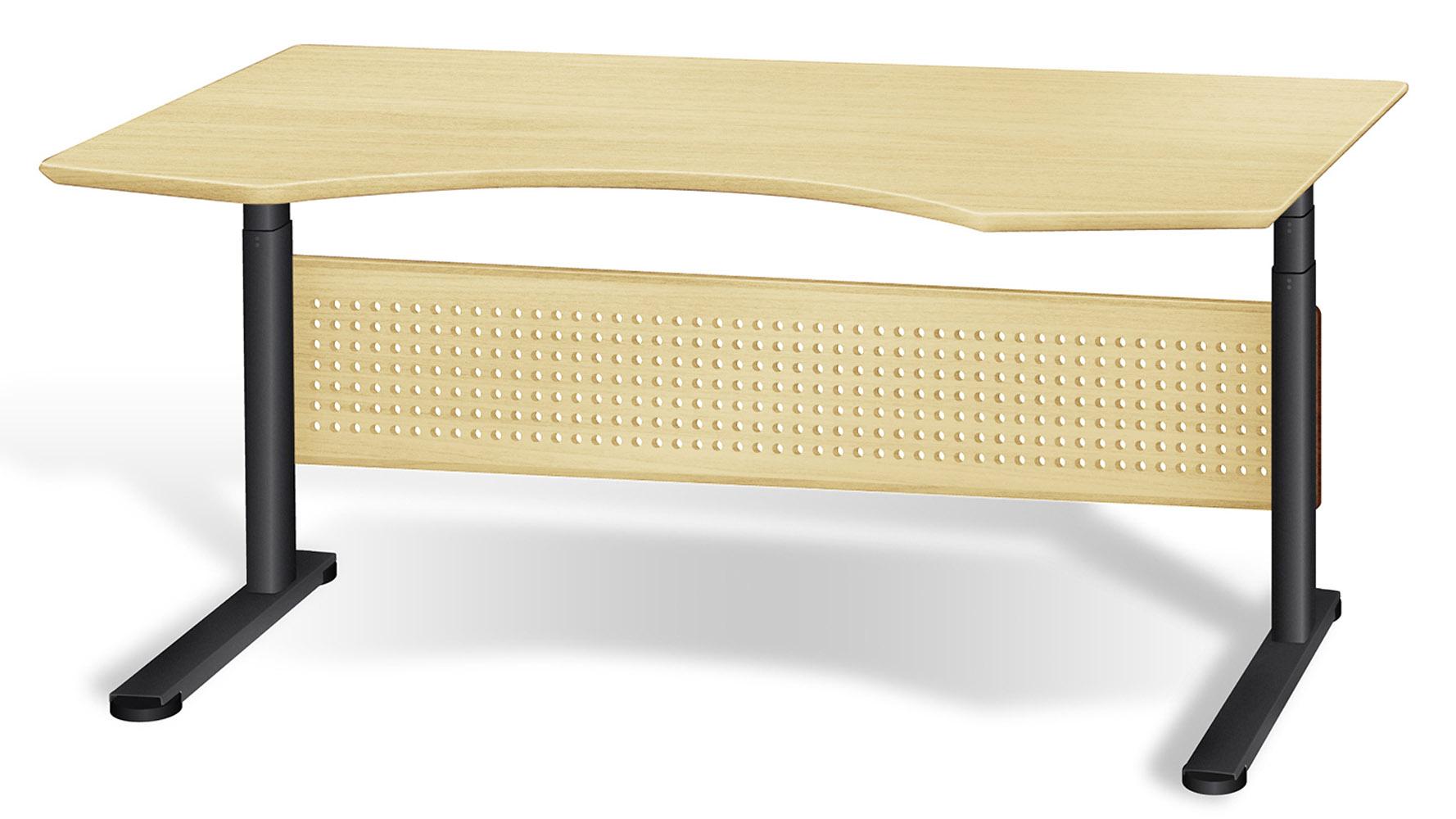 Motorized Sit Stand Desk Best Home Design 2018