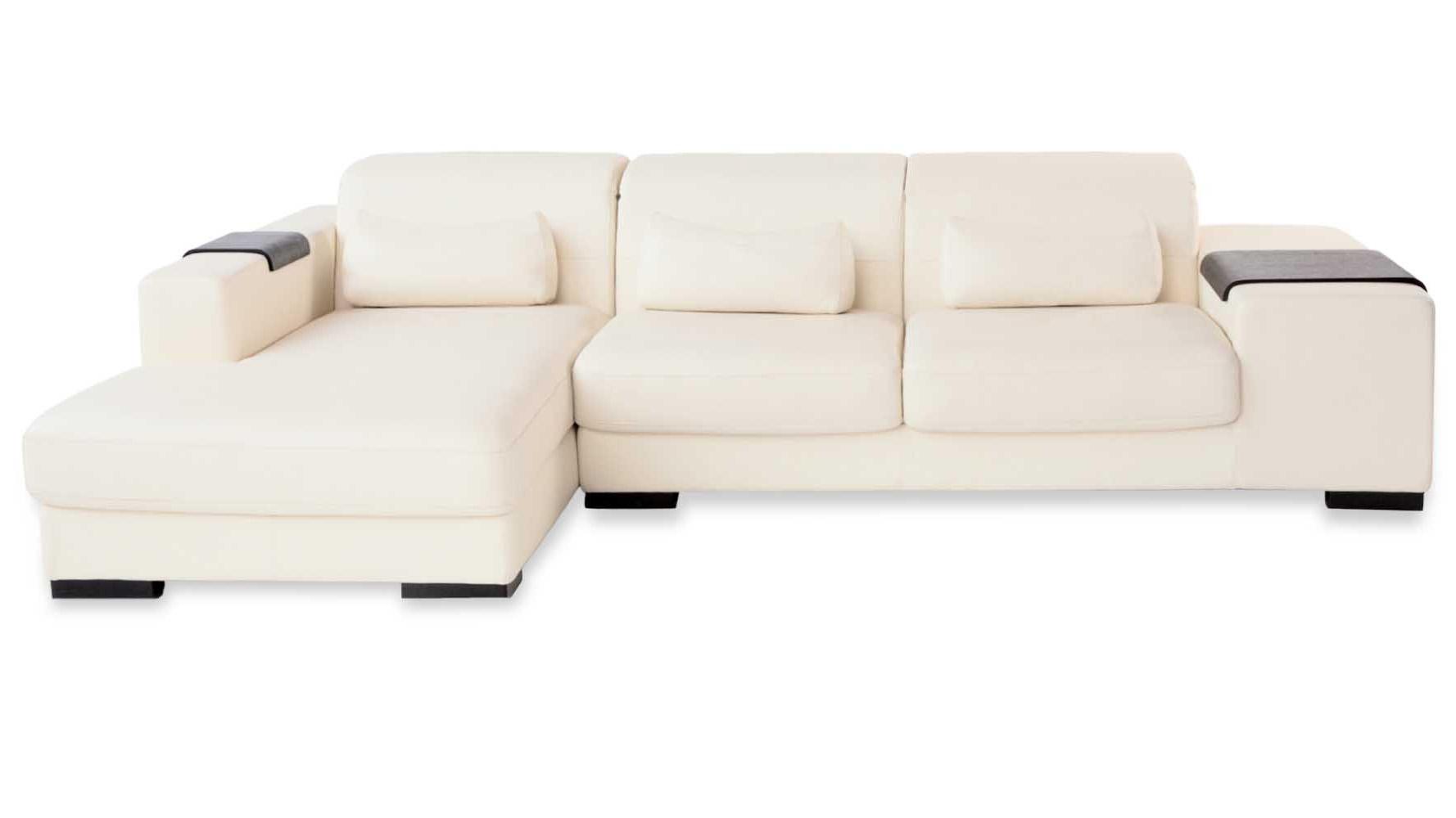 Kings Brand Sky Chocolate Microfiber Sofa & Love Seat Living Room Set