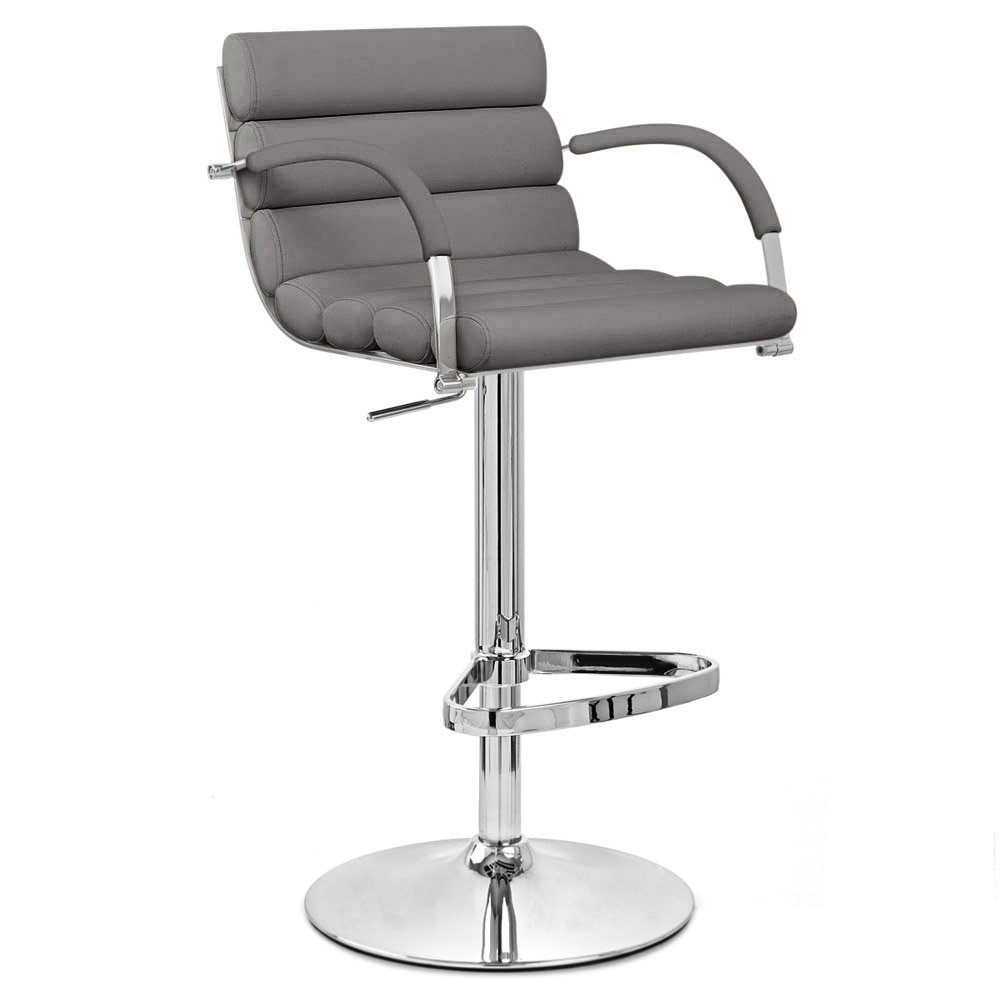 Products In By Material Barstools Bar Grey On Zuri