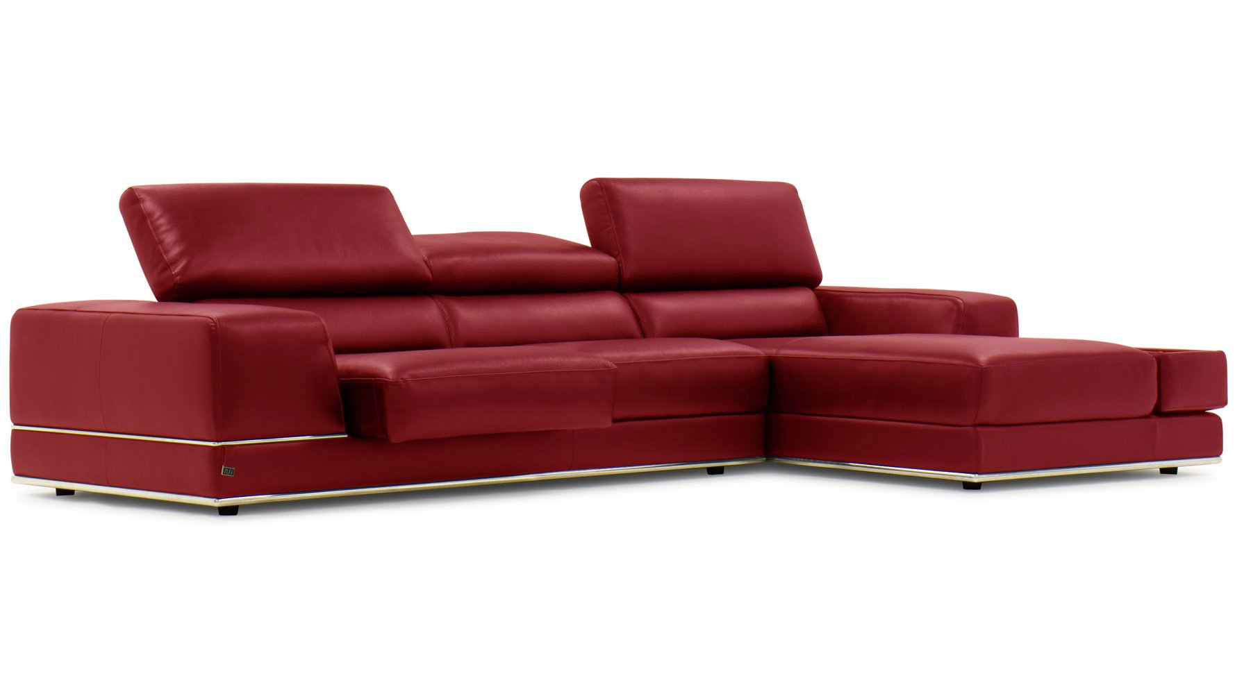 Encore Sectional - Red
