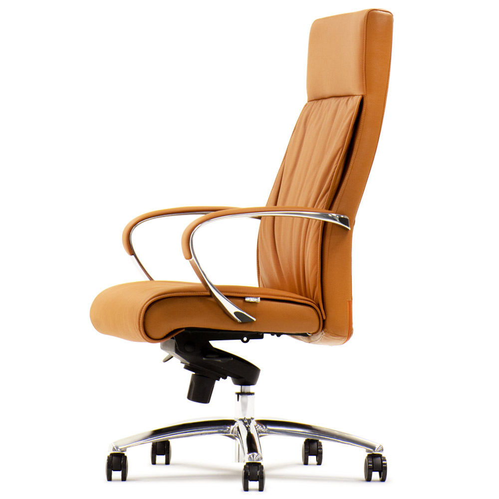 Genuine leather executive chair on sale - Forbes Leather Executive Chair