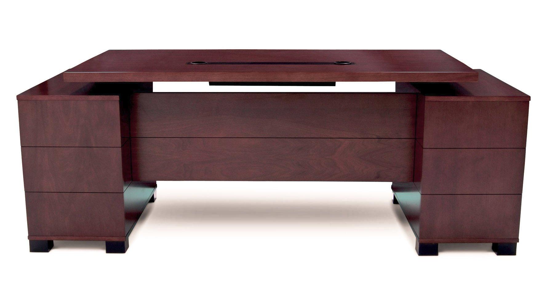 Ford Desk - Mahogany