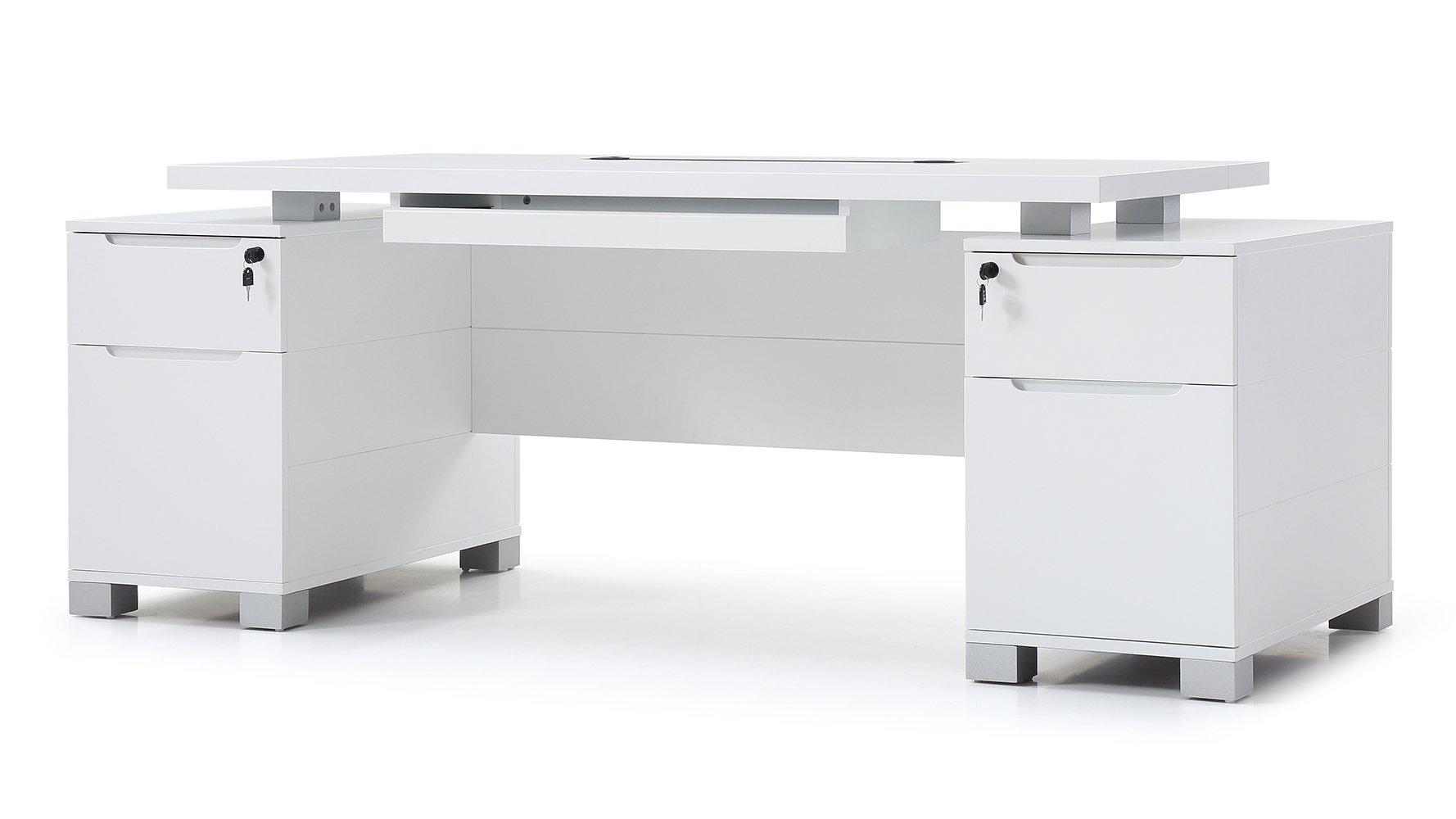 Ford Desk - White