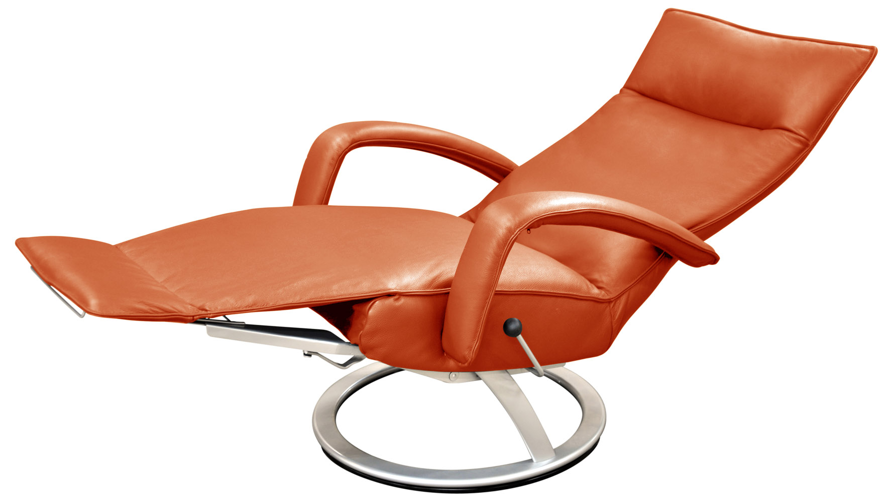 Gaga Recliner  sc 1 st  Zuri Furniture & Gaga Leather Adjustable Reclining Chair | Zuri Furniture islam-shia.org