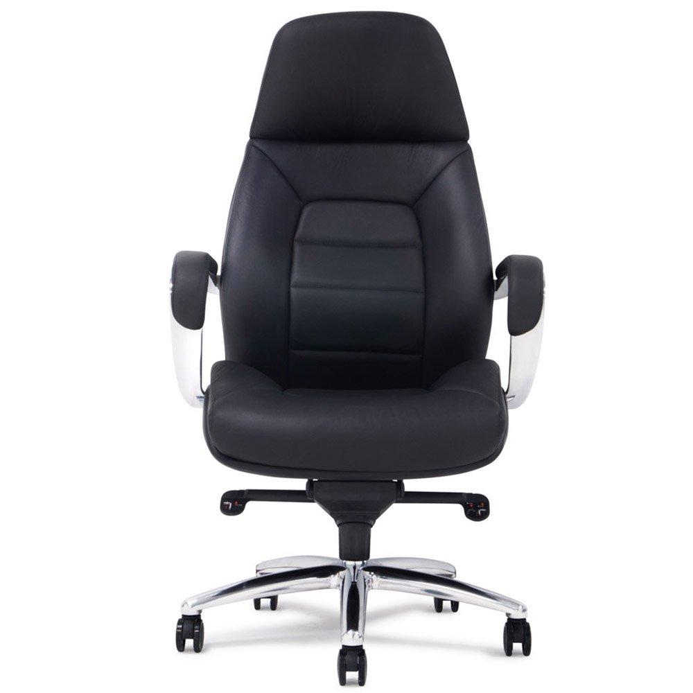 Home OFFICE Office Task Chairs Gates Leather Executive Chair