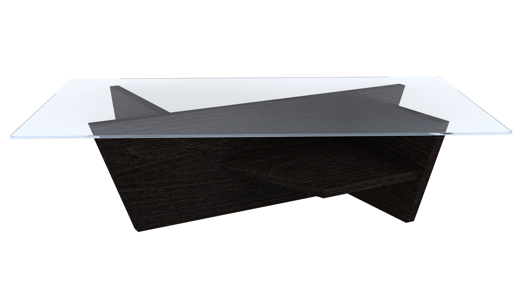Lexie coffee table zuri furniture Wenge coffee tables