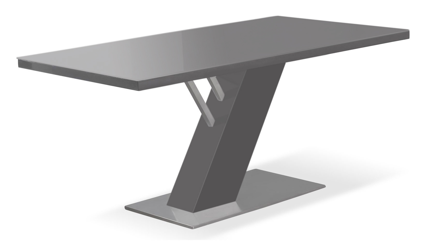 100 Contemporary Dining Table Wooden Stainless Nice