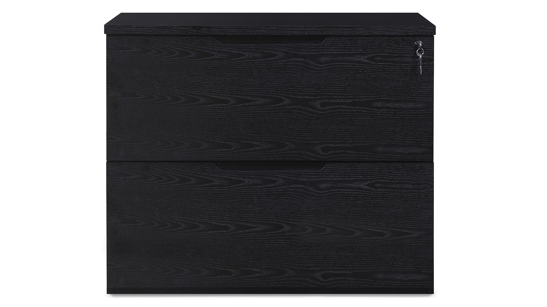 Hayes Lateral Filing Cabinet Black