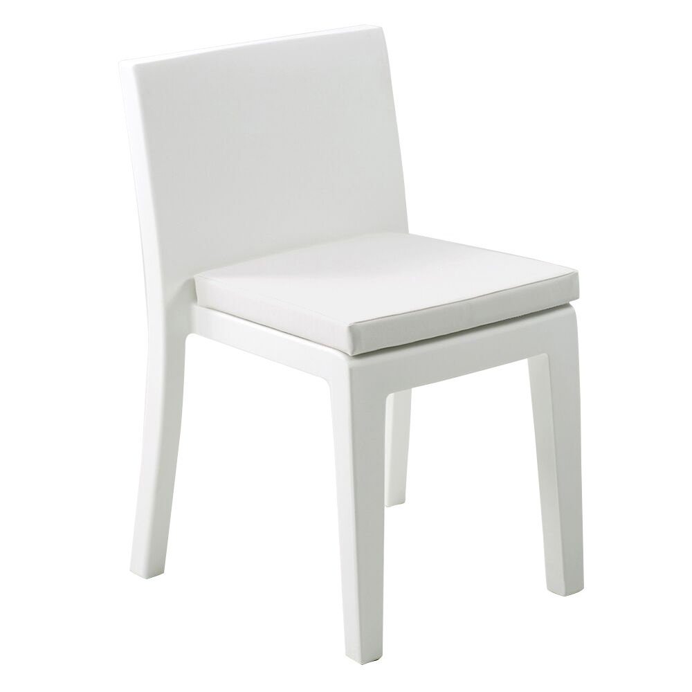 modern jut chair cushion zuri furniture