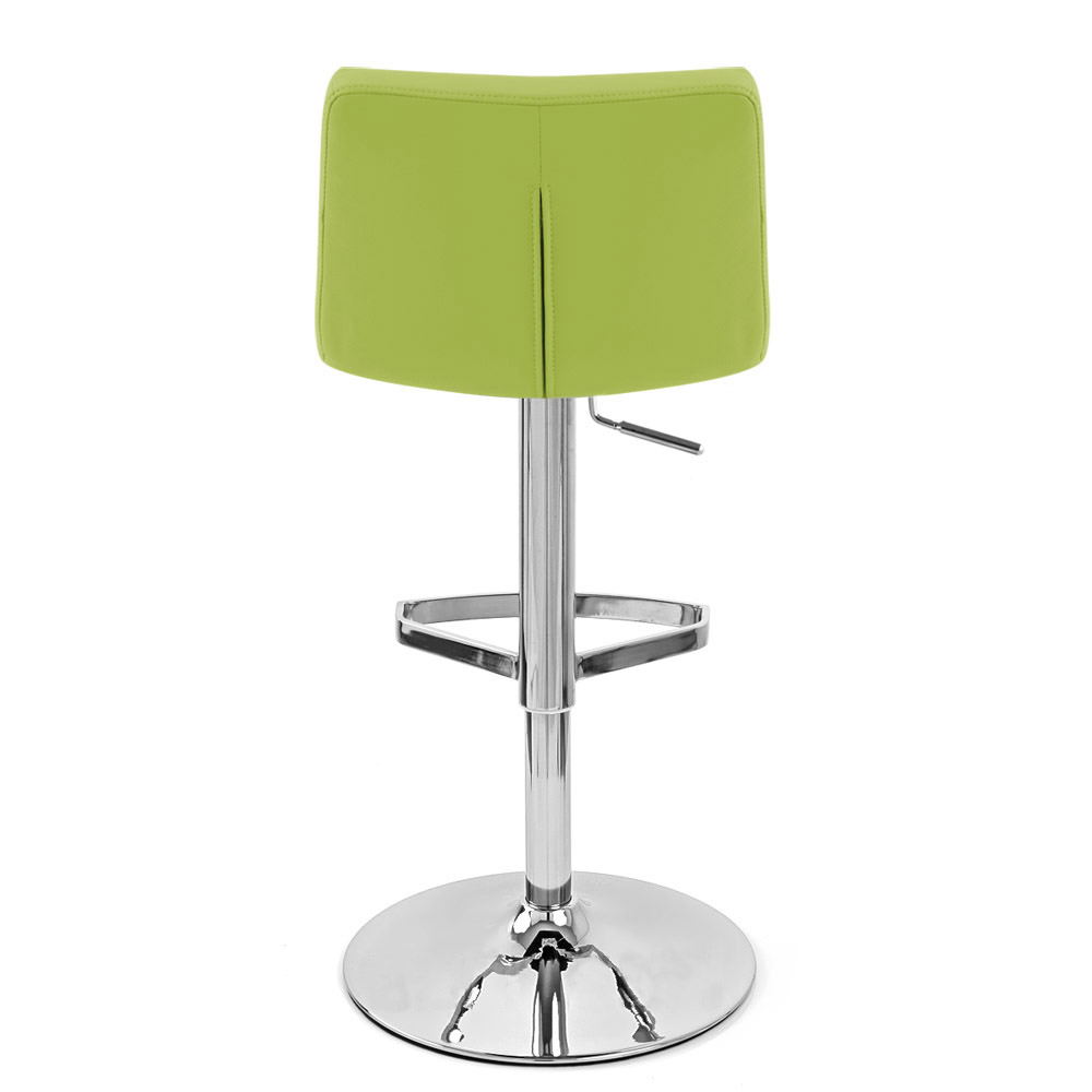 Lime Green Lattice Bar Stool  sc 1 st  Zuri Furniture & Lime Lattice Adjustable Height Swivel Armless Bar Stool   Zuri ... islam-shia.org
