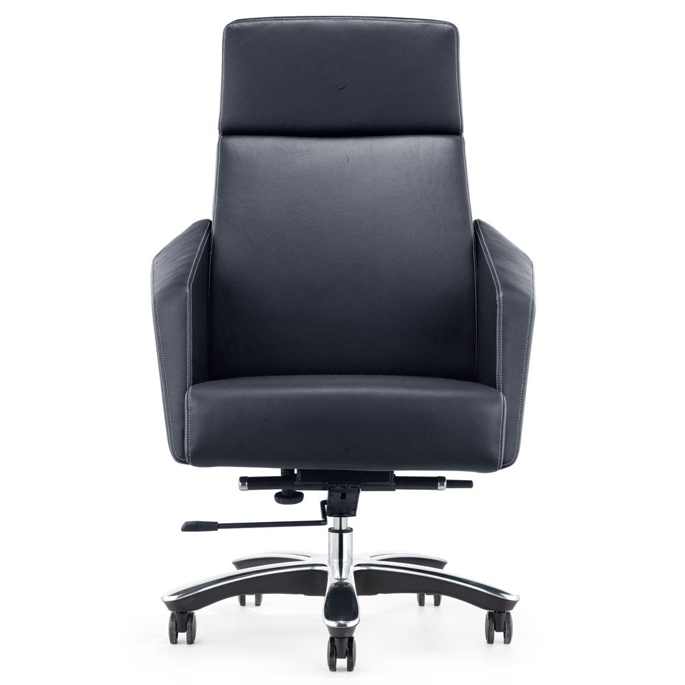 Genuine leather executive chair on sale - Lauren Leather Executive Chair