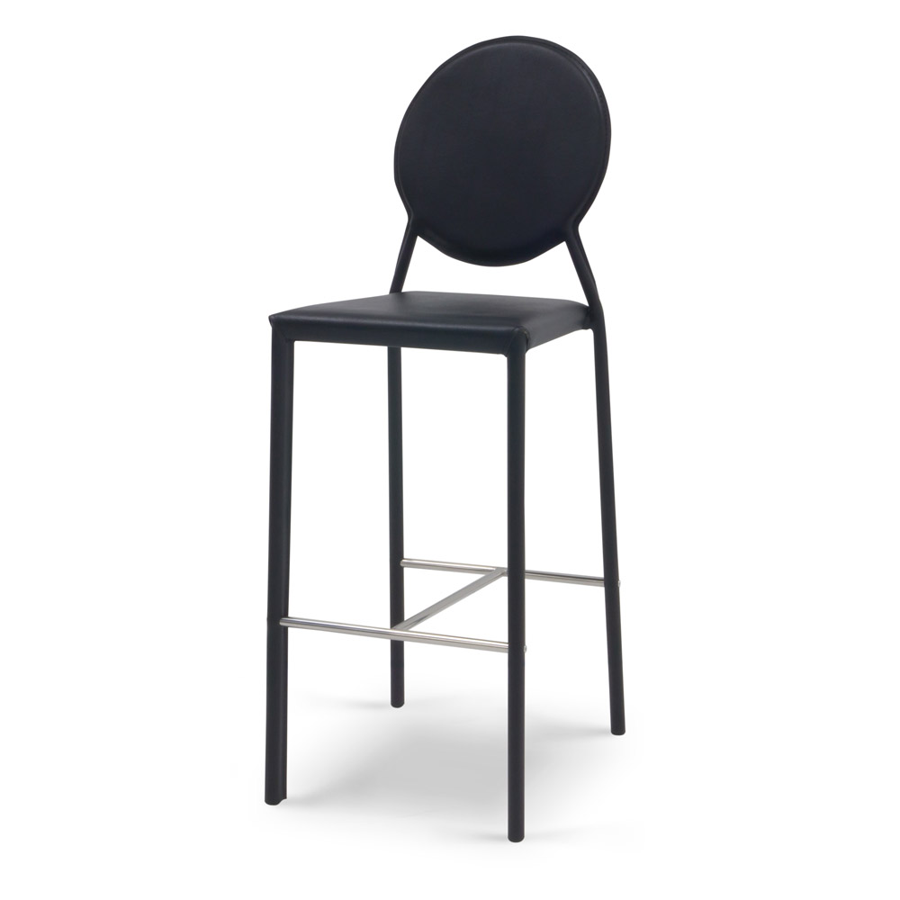 Pleasant Leon Bar Stool Creativecarmelina Interior Chair Design Creativecarmelinacom