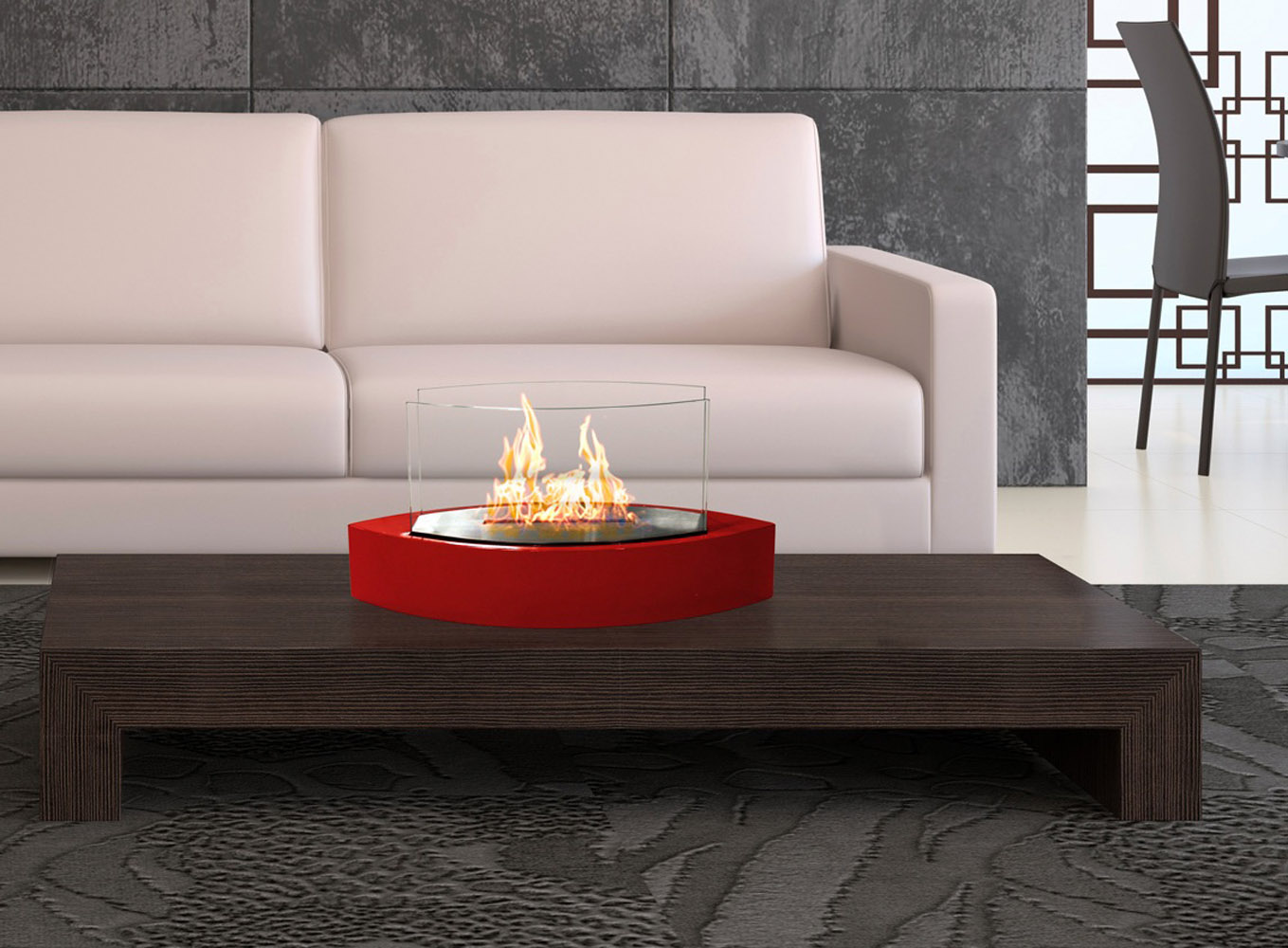 Lexington Fireplace Zuri Furniture