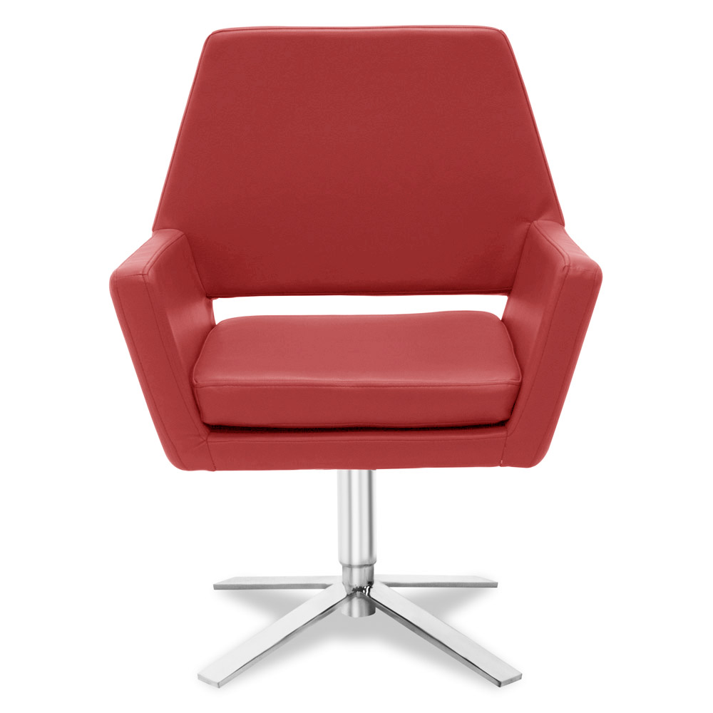 Wondrous Lift Swivel Chair Red Caraccident5 Cool Chair Designs And Ideas Caraccident5Info