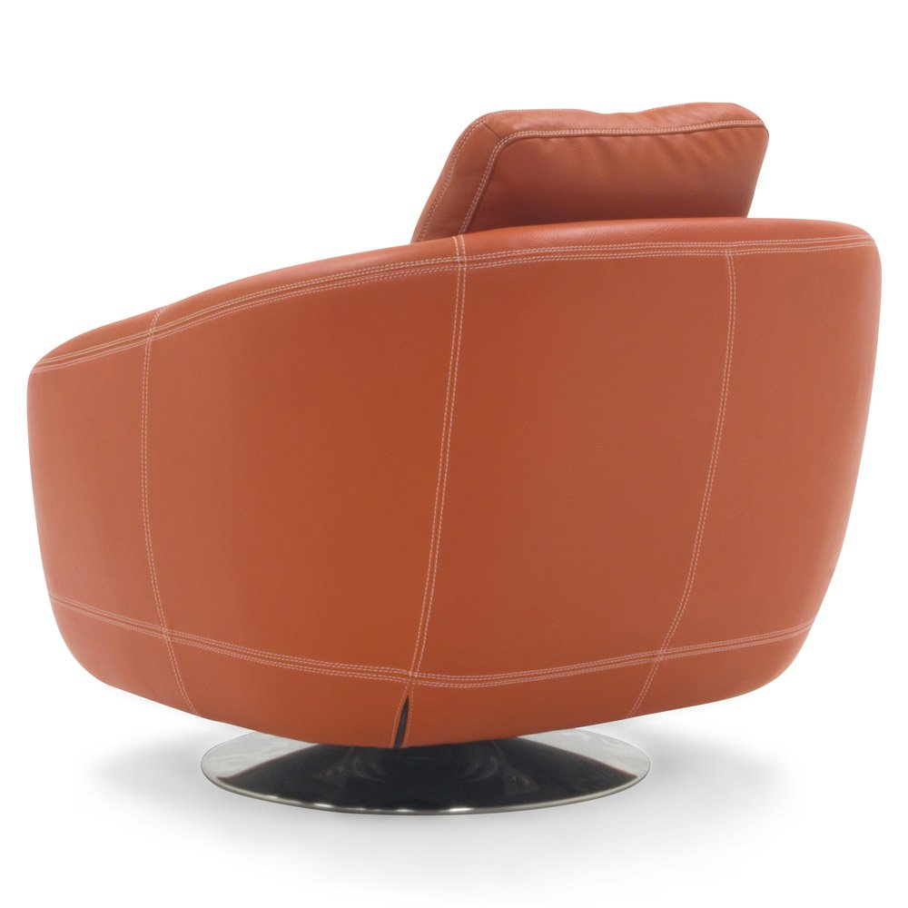 Lucy Swivel Chair | Zuri Furniture