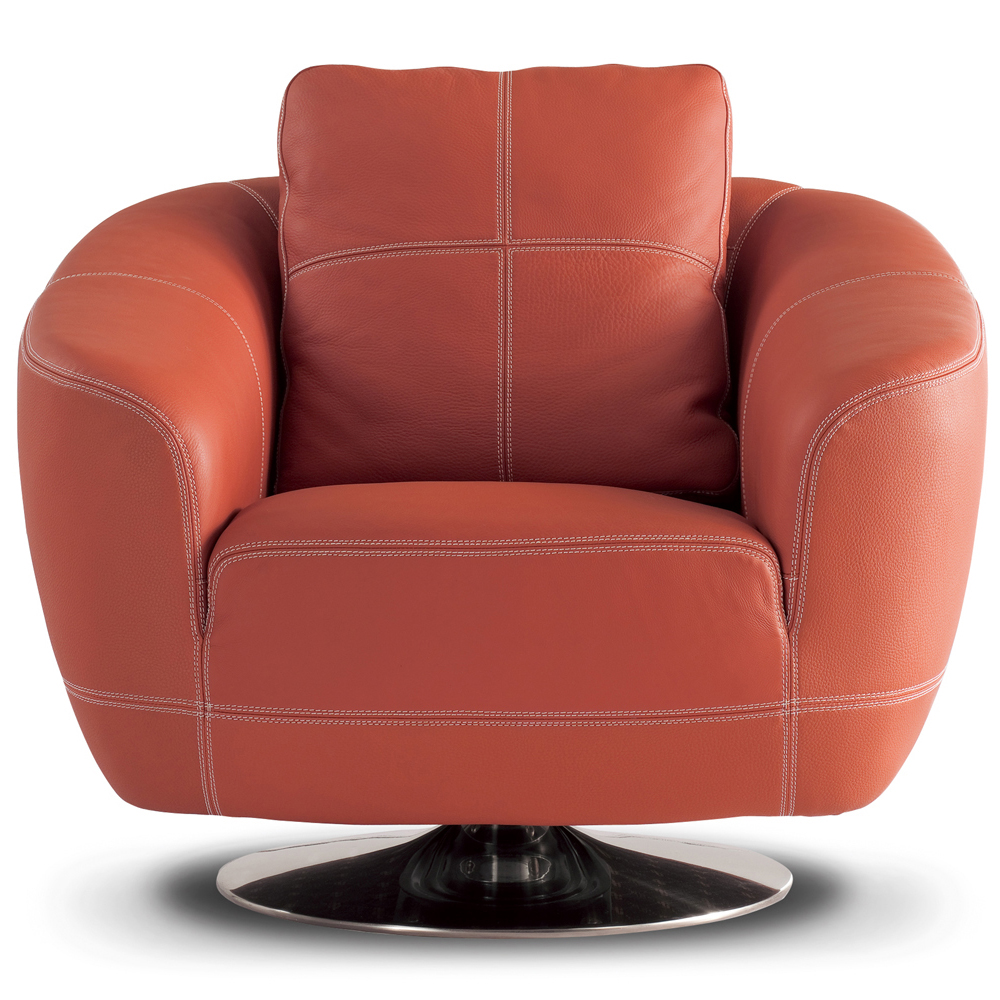 Lucy Swivel Chair Zuri Furniture
