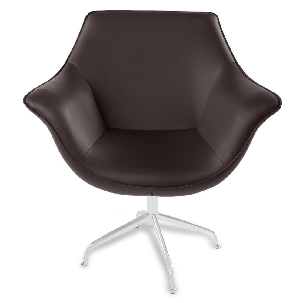 Modern swivel armchair - Mala Chair