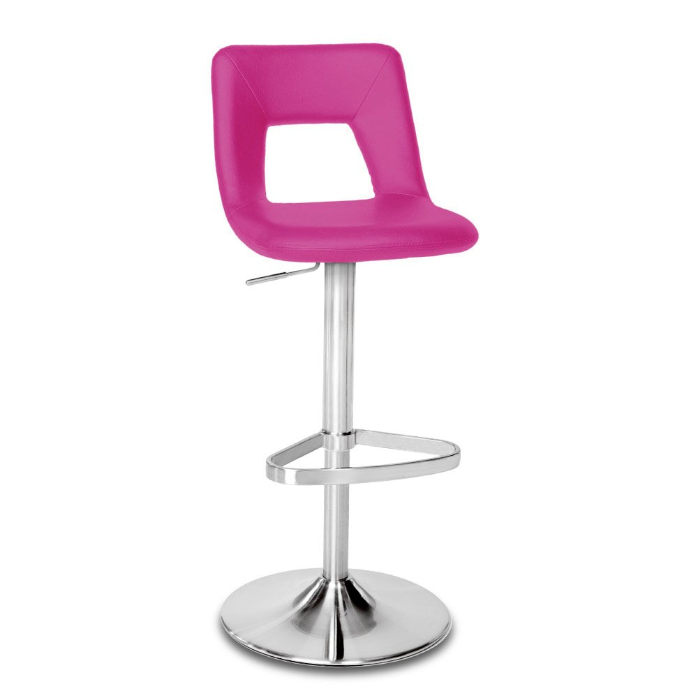 Magenta Jazz Bar Stool