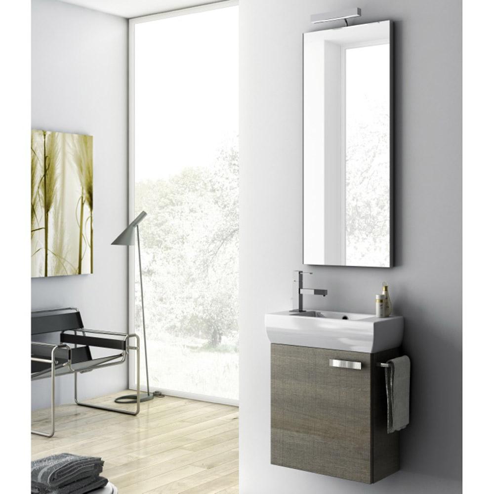 home bath bathroom vanities cubical 18 inch vanity set