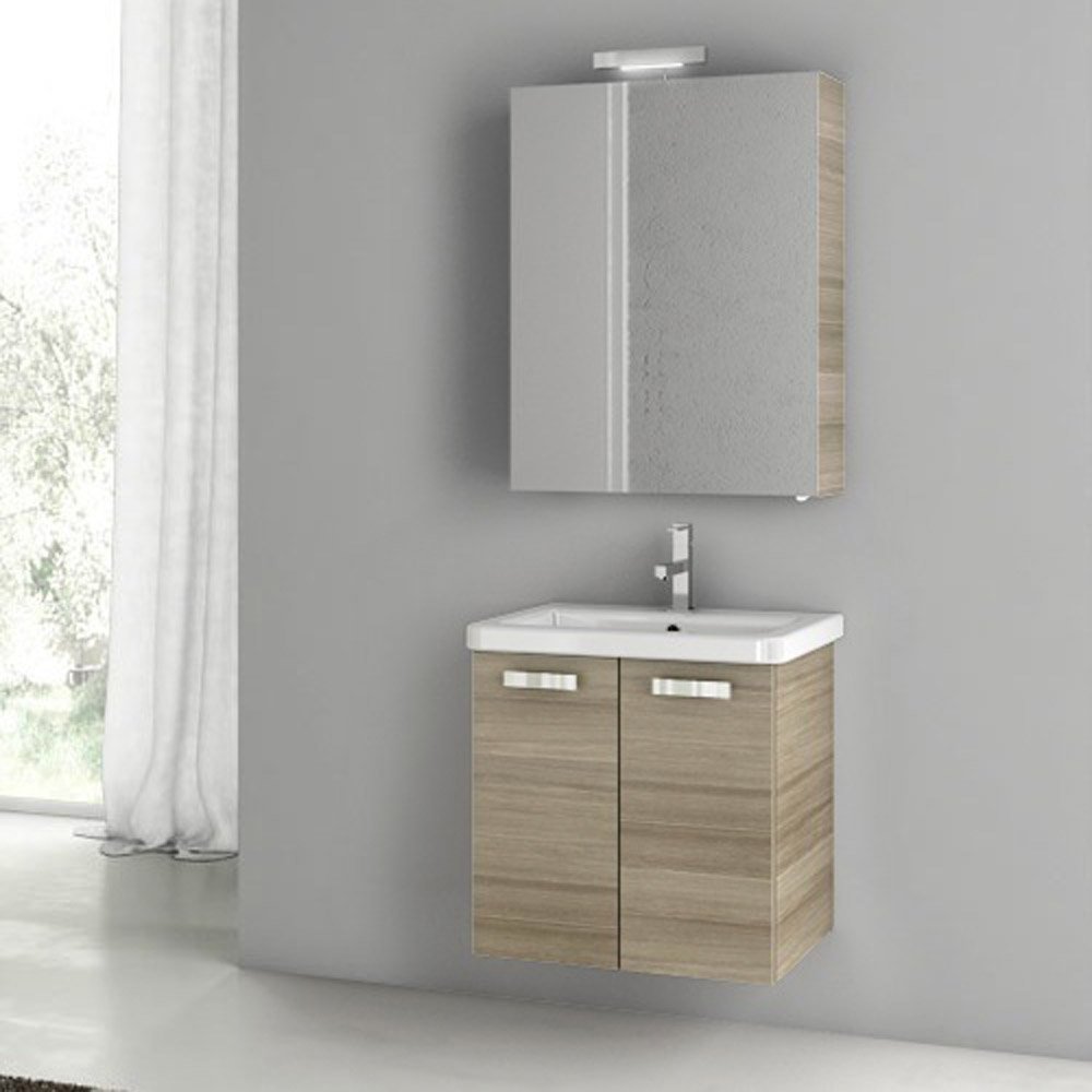 Home BATH Bathroom Vanities City Play 22 Inch Vanity Set