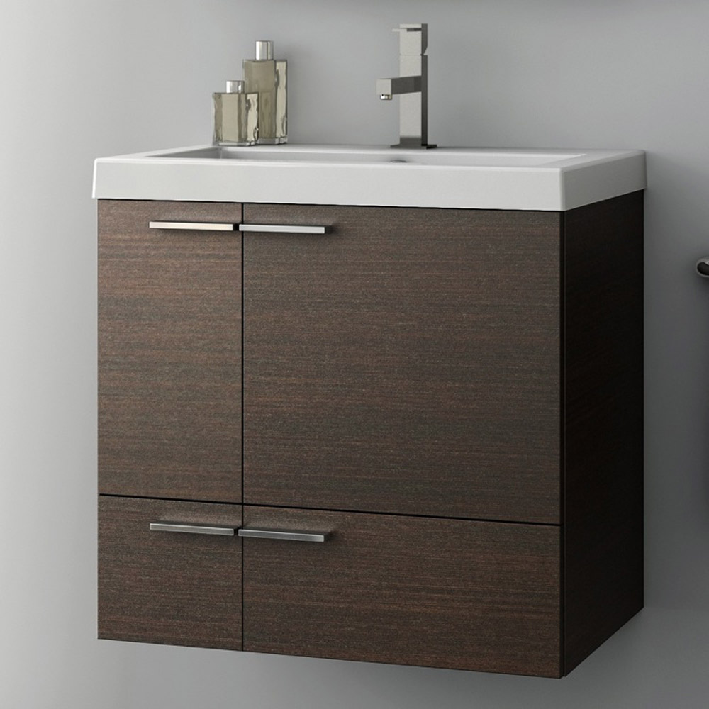 Ensemble Vanite Armoire : Wenge bathroom cabinet cabinets matttroy