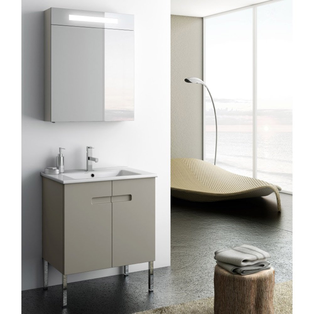 Creative Bathroom Vanities New York  Eviva New York 72 White Bathroom Vanity