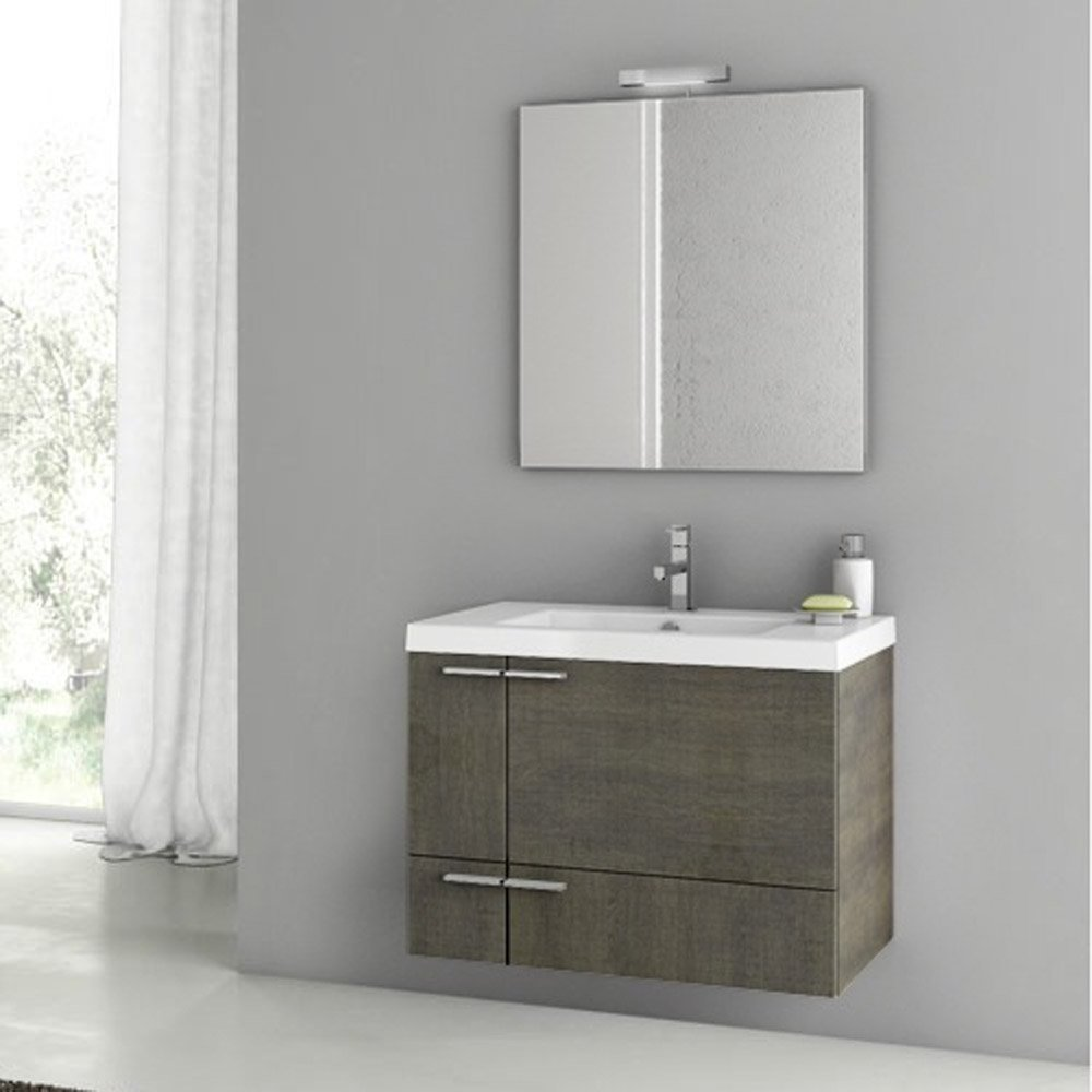 new space 31 inch vanity set