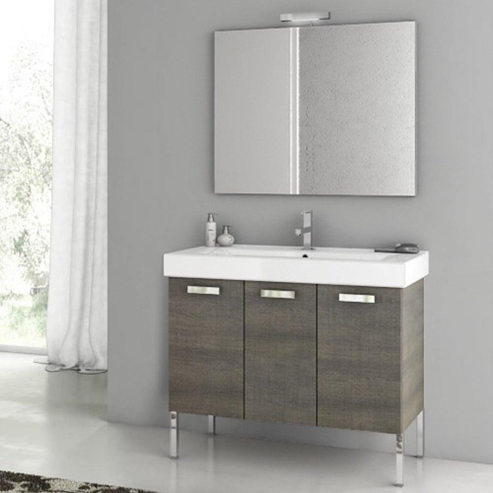 cubical 37 inch vanity set