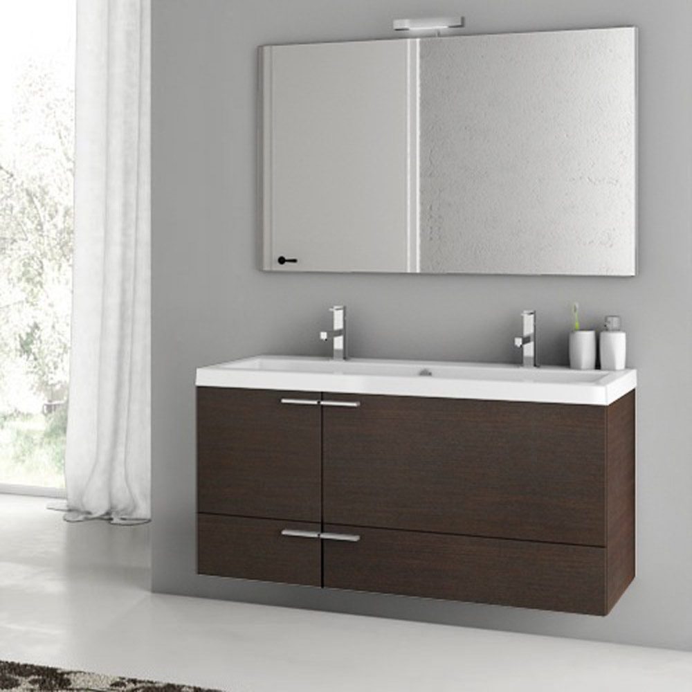 Bathroom cabinet and sink combo harper blvd bauer bath for Z gallerie bathroom vanity