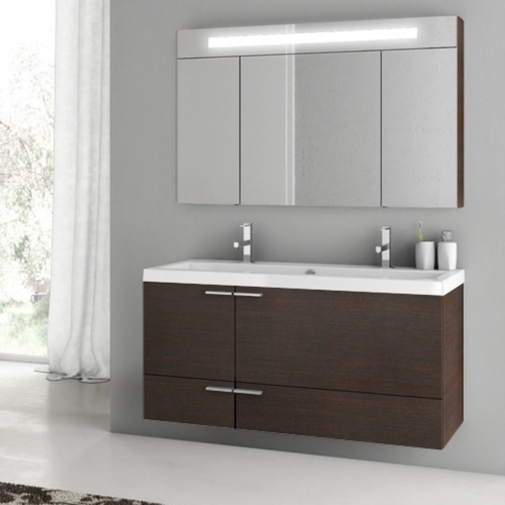Bathroom vanity medicine cabinet best home design 2018 for Bathroom chest