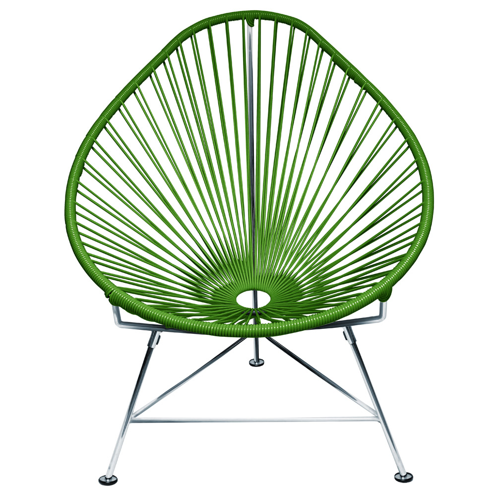 Great Baby Acapulco Chair   Chrome Frame